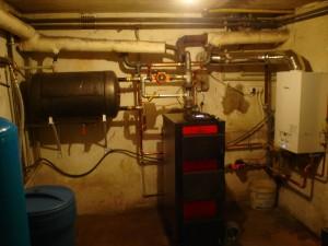kotłownia gazowo-węglowa